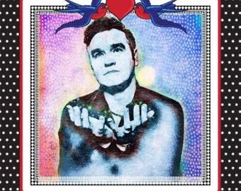 Morrissey Lyric Greeting Card