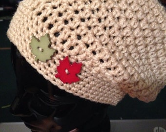 Beautuful ladies slouch hat