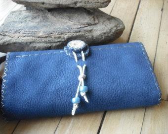 Leather women wallet