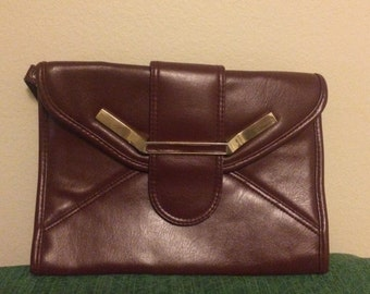 1970's clutch style handbag!!