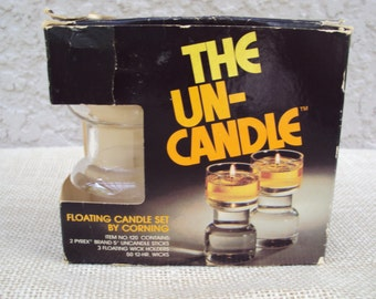 The Un-Candle by Corning