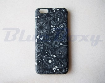 Abstract Paisley iPhone 6 Case, iPhone 6s, iPhone 6 Plus, 6s Plus, iPhone 5, iPhone 5s, iPhone 4/4s Case, Plastic Case