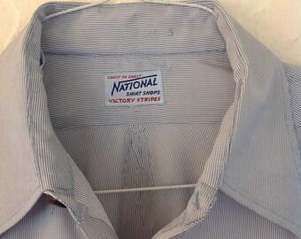 National Shirt Shops 40's Victory Stripes