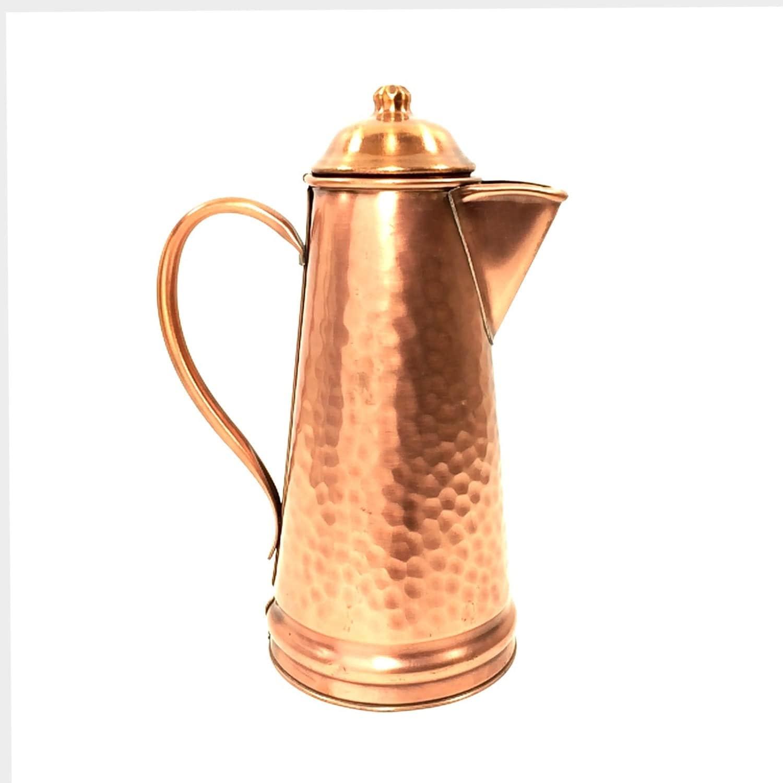 Vintage tall coffee pot