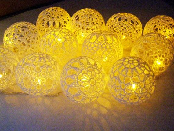 Lichterketten LED Lichterketten von Vitalights auf Etsy