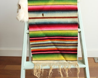 Woven Mexican Tapestry
