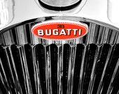 Antique Bugatti Grill / Radiator Detail