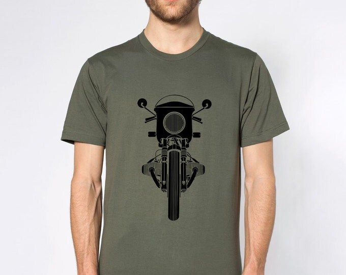 KillerBeeMoto: Limited Release German Engineered Cafe Racer Short And Long Sleeve Motorcycle Shirts