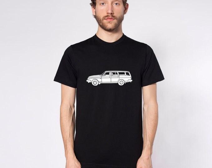 KillerBeeMoto: Limited Release Boxy Yet Safe Swedish Station Wagon Short & Long Sleeve Shirt