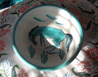 Valcera Swiss Pottery Bowl
