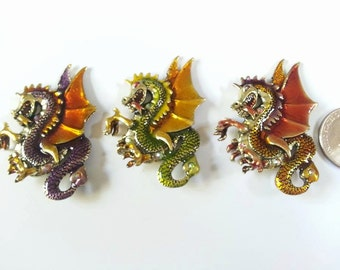 Fiery Dragon Needle Minders