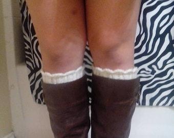 Custom Leg warmer cuff