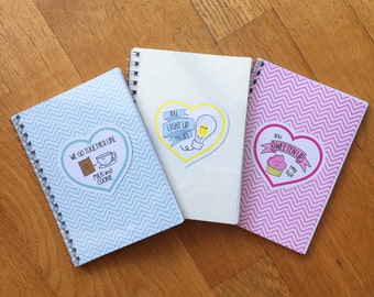 One Love Quotes Notebook