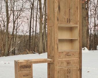 Rustic Linen Cabinet | Etsy