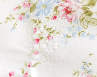 Wide Laminated Linen Fabric,Waterproof,fabricKorea,Baby Bib,picnic mat,tablecloth,Raincoat,By the yard.(ju-L222)