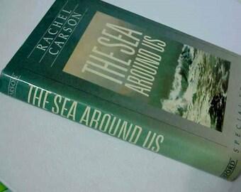 Rachel Carson-The Sea Around Us                                Hardcover Special Edition