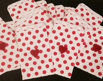 Minnie Mouse Favor Treat Bags