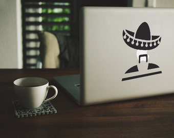 Macbook Sticker Mexican