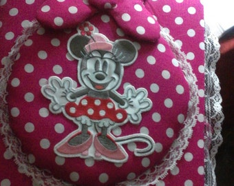 Minnie mouse photo album