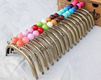 5pcs. 16cm purse frame purse clasp clutch frame metal purse frame purse making supplies wholesale(bz)