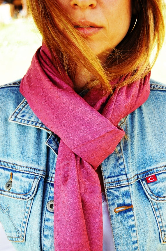 Cute infinity scarf, Women Shawl, Bohemian Scarves, Long Soft Wraps, Pattern knit scarf, Cotton Scarf, Fashion Fall Design, OOAK Gift