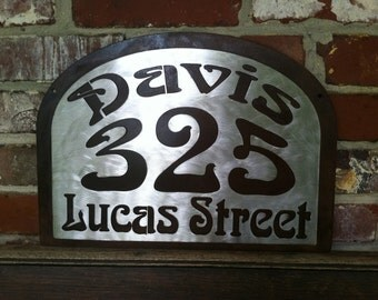 Custom Metal Signs (part 2)