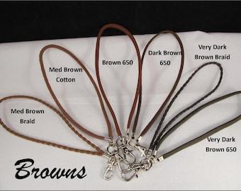 Detachable Wrist Strap (Browns)
