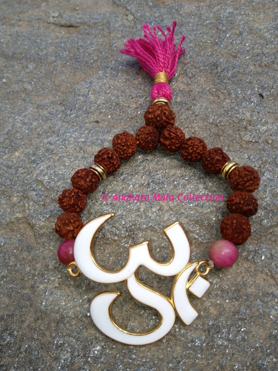 how to clean rudraksha mala isha