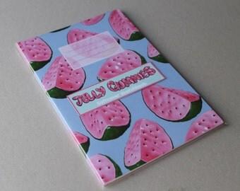Watermelon A5 sketchbook
