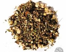 Tummy Tamer | Organic Herbal Tisane | Upset Stomach Tea | Wellness Tea