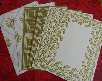 Anna Griffin Card Stock Kit for Crafting (Kit 124)