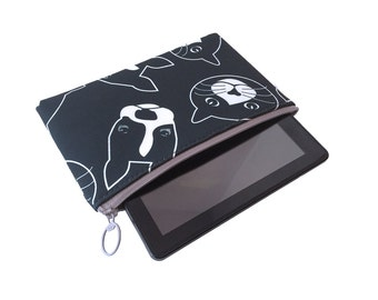JACK and CHLOE Zippered Tech Case