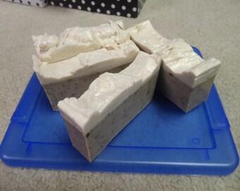 Vanilla Latte' Goats Milk Soap