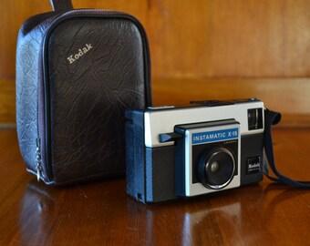 Vintage Kodak X-15 Instamatic Camera