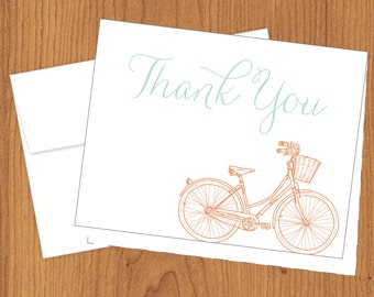 Thank You Card - Just Because Cards - A2