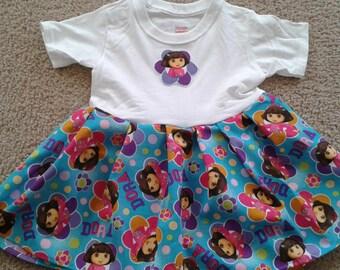 Dora Twirl dress size 2/3