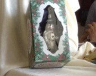 Old World Christmas Snowman Ornament