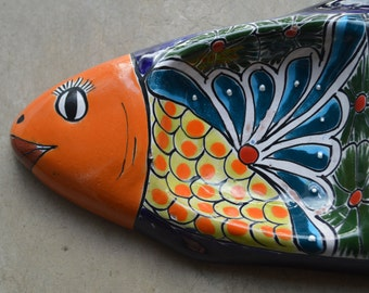 Fish Tray/ Talavera Tray
