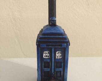 Tobacco Hand Made Pipe, Tardis Phone Booth Design