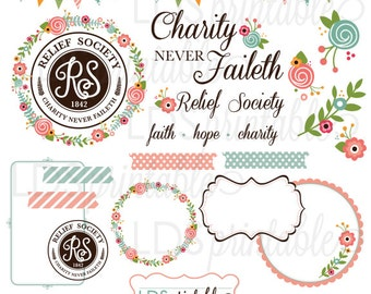 popular items for lds relief society on etsy Jesus Clip Art Jesus Clip Art