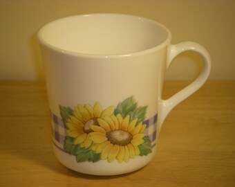 """Corelle by Corning 'Sunsations' Cups or Mugs, 3-1/4"""" diameter x 3-1/2"""" tall"""