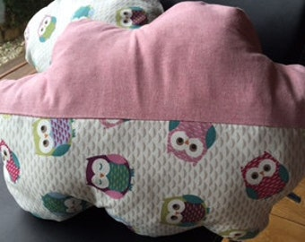 CUSHION OWL cloud