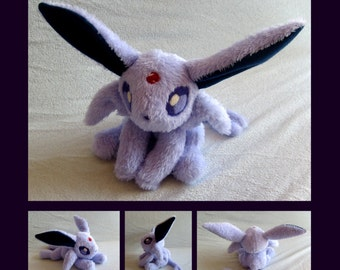 Espeon Floppy Plush