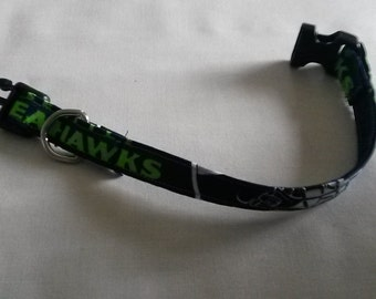 Seahawk Dog Collar