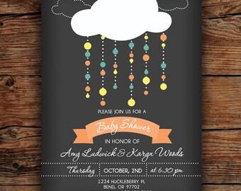 Baby Sprinkle Shower Invitation