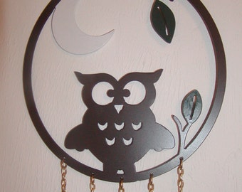 Metal Owl Windcatcher