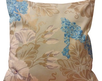 Designers Guild Irise Orchid Blue Cushion Cover