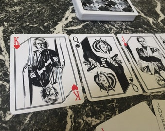 Star Wars Prequel Trilogy Inspired Playing Cards