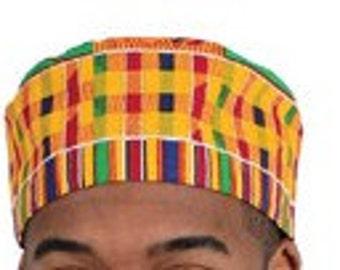 Kente Cloth Hat
