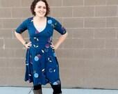 Love Notions Willow Wrap Dress XS - XXL